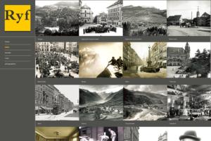 Webseite für photographica